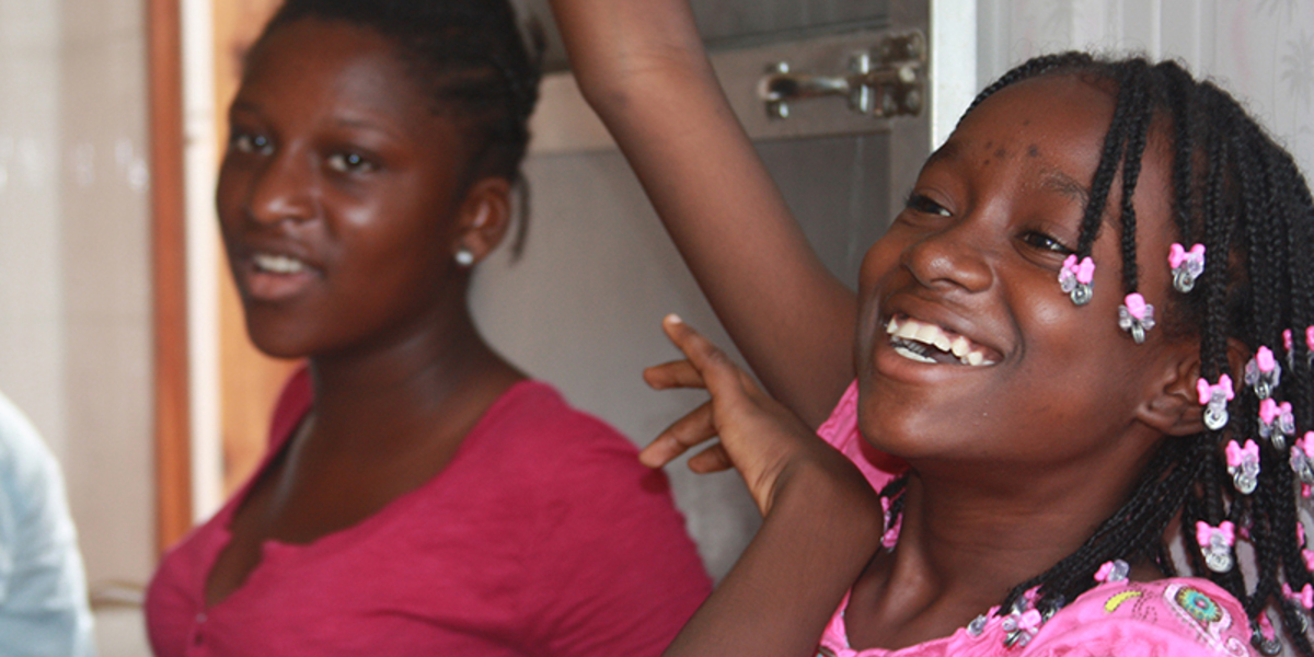 Donately Campaign - Cultivating the leadership of girls in Haiti