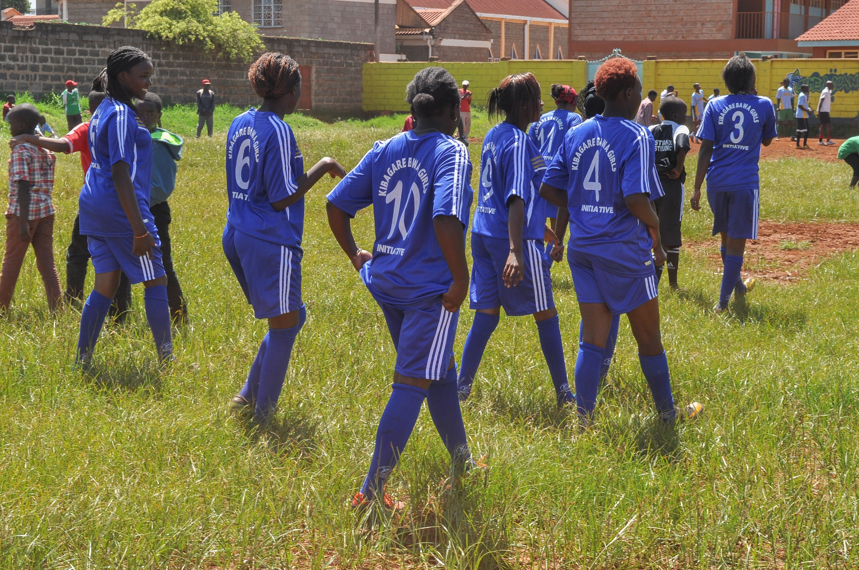 The Kibagare BAWA Girls Initiative (KBGI) experience