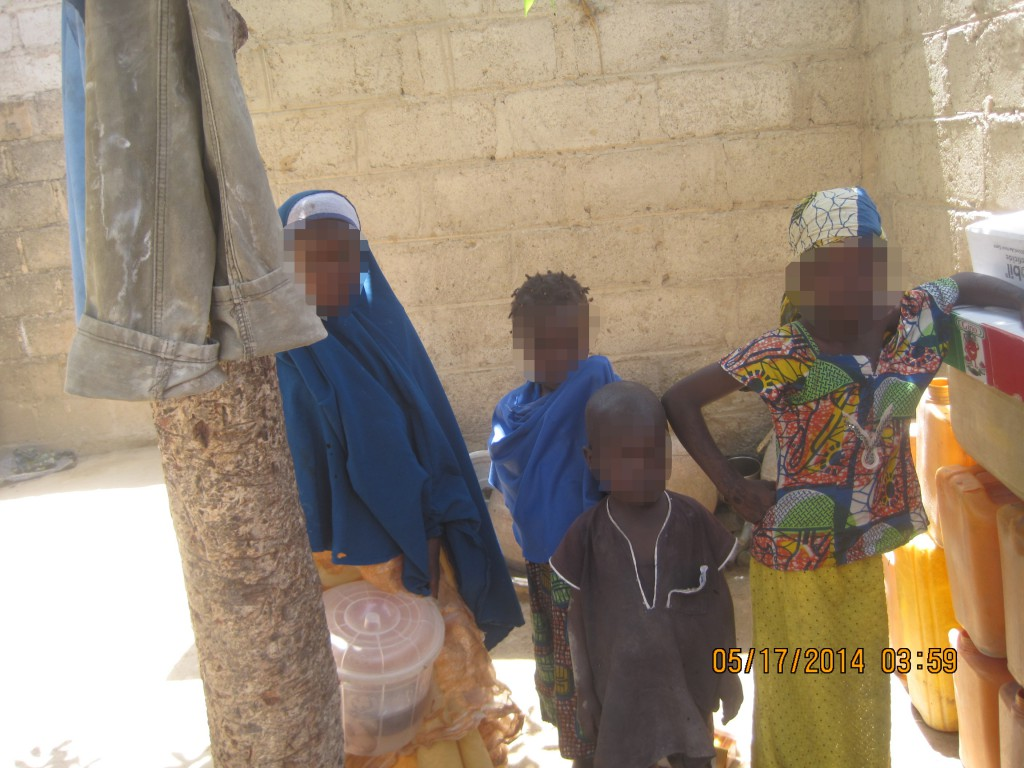 Children in Borno State