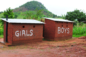 """Girl Friendly"" Toilets Help Girls Stay in School in Malawi"